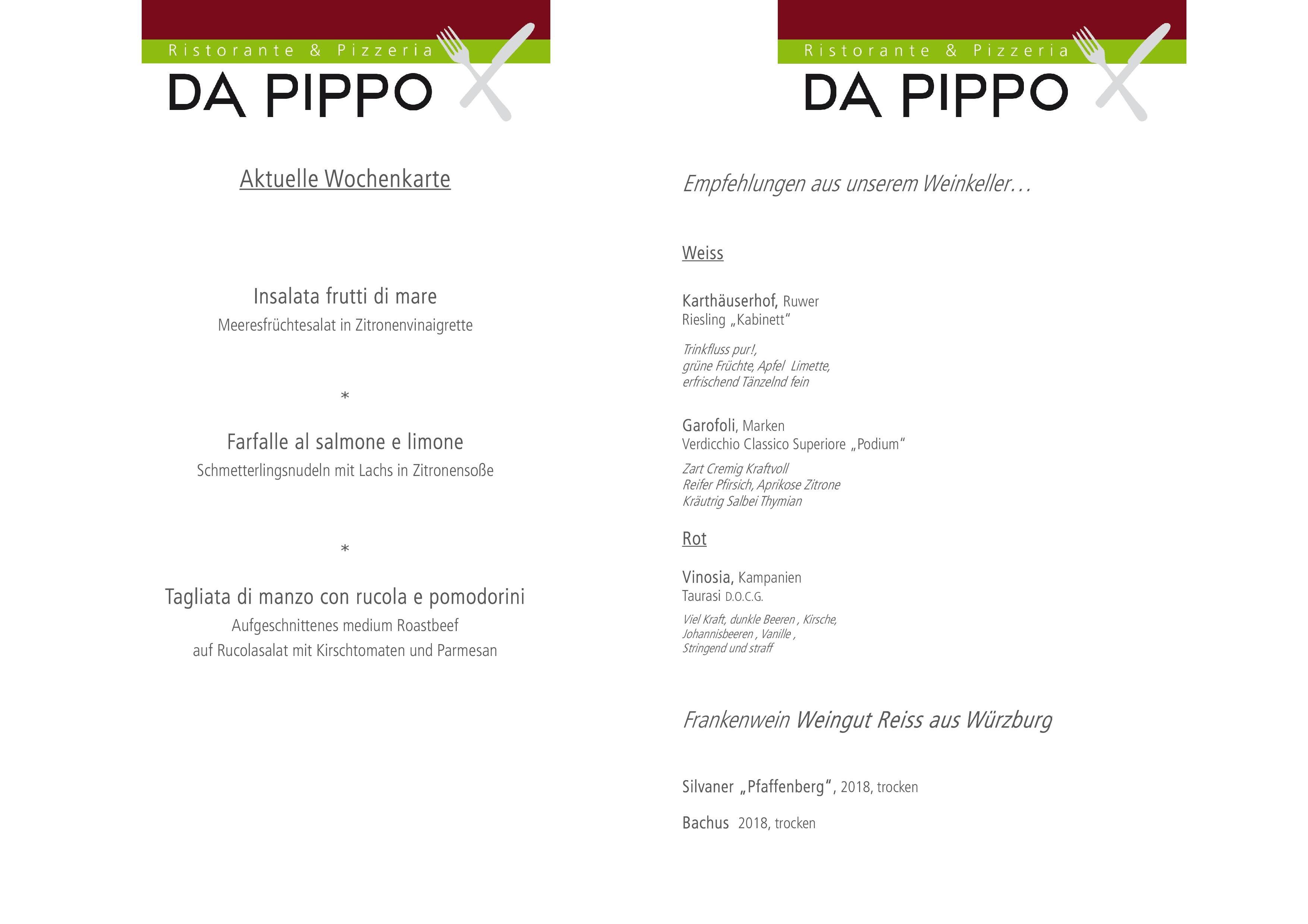 Wochenkarte + Weinempfehlung DIN A4 NEUJuli19FBFBFB_1